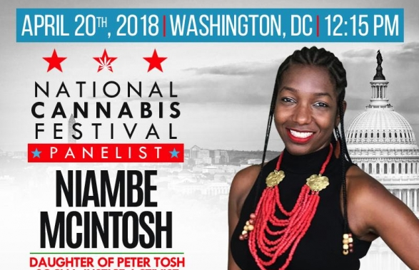 FOURTH ANNUAL  INTERNATIONAL PETER TOSH DAY TO CELEBRATE THE CONTINUED FIGHT FOR GLOBAL CANNABIS LEGALIZATION