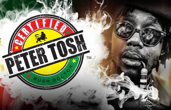 """PETER TOSH FOUNDATION CURATED OFFICIAL REMIX OF """"LEGALIZE IT"""" GRAMMY WEEKEND"""
