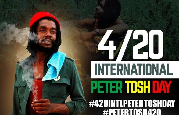 420 International Peter Tosh Day