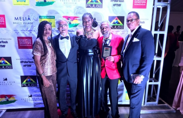 Photos from the PTMF Official Gala