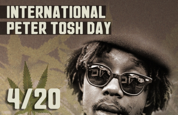Peter Tosh Day April 20th, 2015