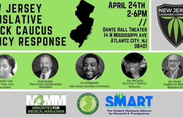 NJ CANNABIS LEGALIZATION, COMMUNITY DISCUSSION: LUNCH & LEARN
