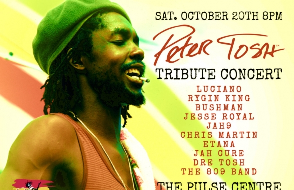 Peter Tosh Tribute Concert Saturday Oct. 20th!!!